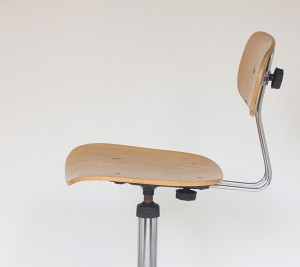 Assise Chaise Haute Pivotante