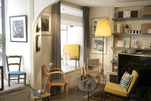 Ambiance Décoration d'interieur Vintage