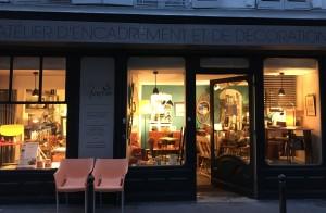 boutique vintage brocante design décoration paris batignolles