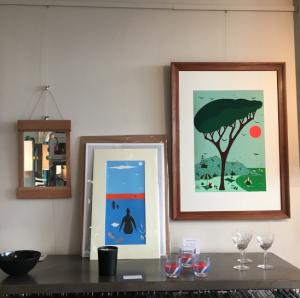 été verres vintage brocante decoration batignolles galerie d'art paris verres duralex