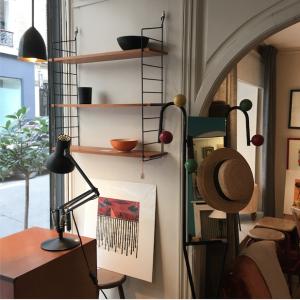 angle vitrine etagere string nils strinning meuble vintage batignolles lartetlafaçon