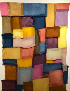 textile patchwork naturel parisdesignweek ilco design madeleineduflot