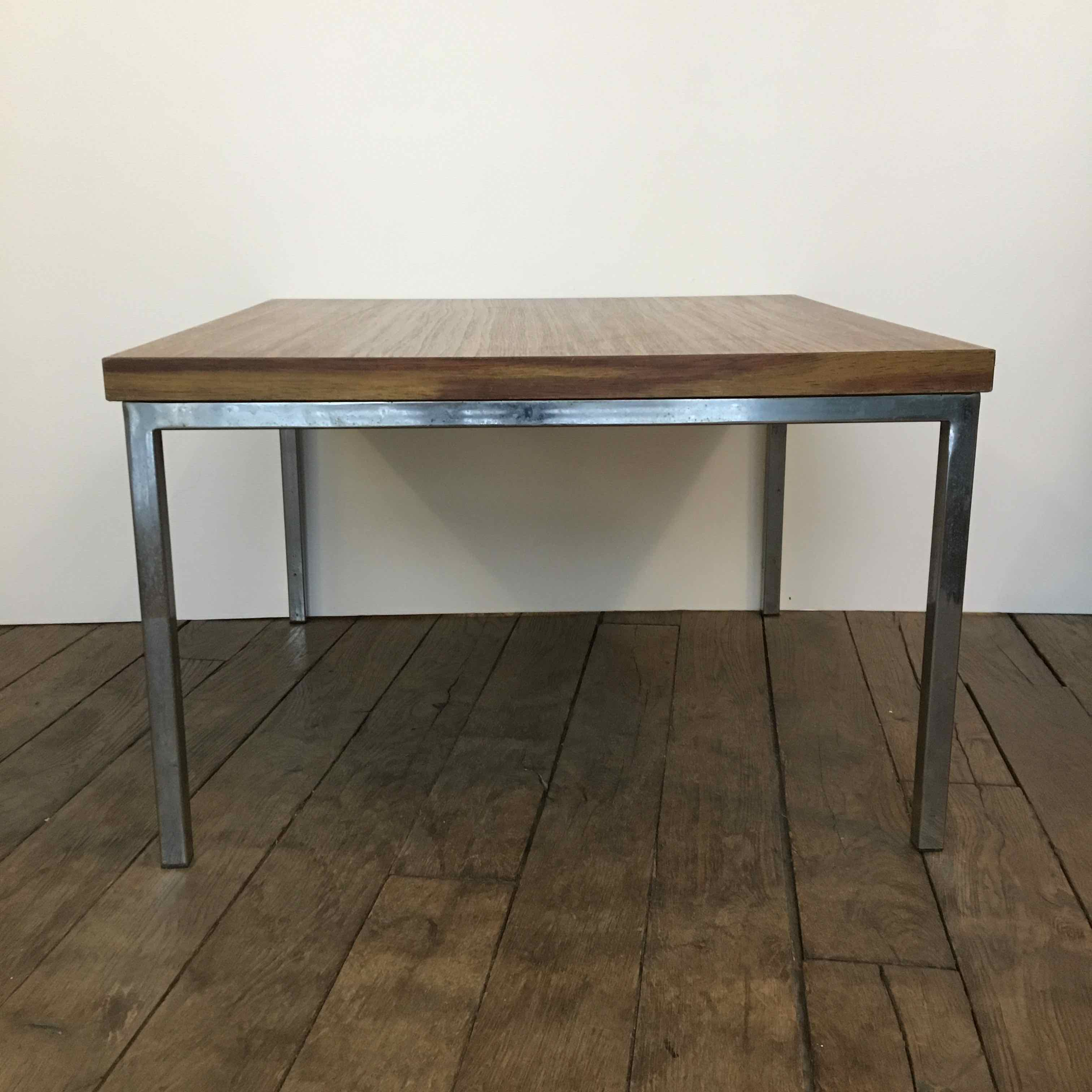 Table Basse En Formica table basse knoll - l'art & la façon